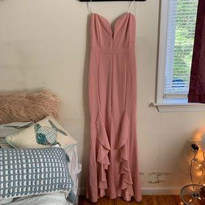 Fashion Nova Dresses - Fashion Nova Perfect Night Mermaid Formal Dress